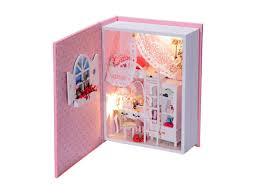 Купить Интерьерный <b>конструктор DIY House</b> Розовый дневник ...