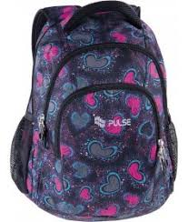 Купить <b>рюкзаки</b> с анатомической спинкой <b>Pulse</b> в интернет ...
