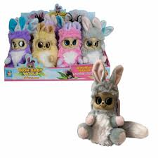 Soft toy <b>1toy bush baby World</b>, Mimi Gray (t13940)|Stuffed & Plush ...