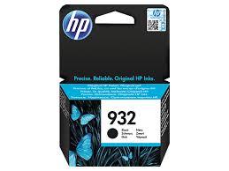 HP <b>932</b>, Оригинальный струйный <b>картридж HP</b>, Черный | HP ...