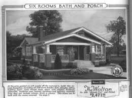 Selected Bungalow Floor Plans from   Sears Bungalows for Sale  Catalog House Plans