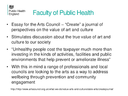 public health england creative commissioning  entrenched health inequalities  faculty of public health • essay
