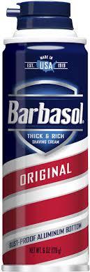 <b>Крем</b>-<b>пена для бритья Barbasol</b> Original Shaving Cream, 170 г ...
