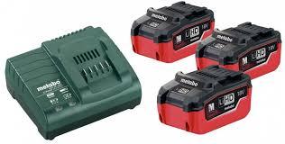 <b>Набор аккумуляторов</b> Basic-Set 5.5 + <b>зарядное устройство</b> ...