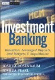 <b>Investment Banking</b> - <b>Joshua Rosenbaum</b>, Joshua Pearl - Bok ...
