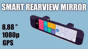 <b>Видеорегистратор</b> — зеркало <b>Xiaomi SMART REARVIEW</b> MIRROR