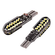 <b>2PCS</b>/<b>LOT T10 led</b> W5W 48 <b>led</b> 3014 Flash Strobe RGB <b>canbus</b> ...