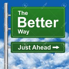 ahead opportunity stock photos pictures royalty ahead ahead opportunity better way just ahead highway street sign blue sky background stock photo