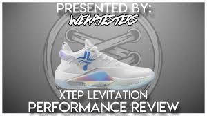 <b>Jeremy Lin's Xtep</b> Levitation 4 Performance Review - WearTesters