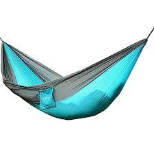 Newdora Camping Hammocks Garden Hammock <b>Ultralight Portable</b> ...