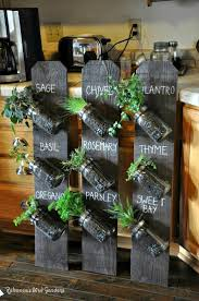 Kitchen Herb Garden Design 1000 Ideas About Kitchen Herb Gardens On Pinterest Herb Garden