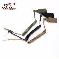 <b>Adjustable Combat</b> Sling Telescopic <b>Tactical Pistol</b> Hand <b>Gun</b> Secur ...