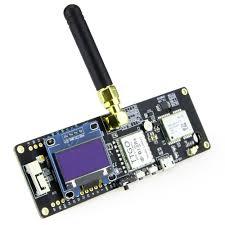 <b>TTGO T Beam ESP32 433/868/915Mhz</b> WiFi Wireless Bluetooth ...