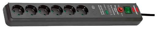 <b>Сетевой фильтр Brennenstuhl</b> Secure-Tec 19.500A (1159540376 ...