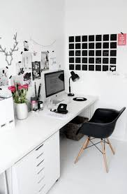 home office inspiration black white office black white home office inspiration