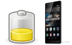 Huawei P8 battery life test