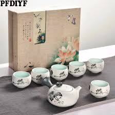 Detail Feedback Questions about <b>Chinese Travel Kung Fu</b> Tea Set ...