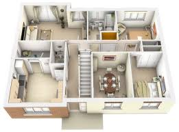 Small Picture Home Design Plans 3d Cheap New Small Home Design X With Home