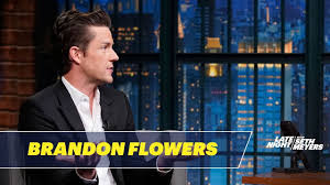 <b>Brandon Flowers</b> Talks About The Killers' Early Days - YouTube