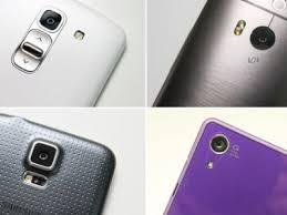 HTC One (M8), Samsung Galaxy S5, LG G Pro 2 и Sony Xperia Z2 ...