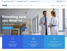 best health and medical wordpress themes athemes vital