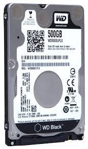 Купить <b>Жесткий диск Western Digital</b> WD5000LPLX black по ...