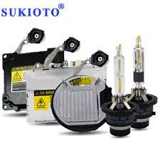 <b>SUKIOTO HID Xenon Headlight</b> Kit 55W xenon d2s 5500K D4S D2R ...