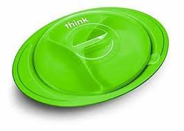 <b>THINKBABY</b> | <b>THINK SAUCER</b> | SUCTION PLATE | GREEN | NEW ...