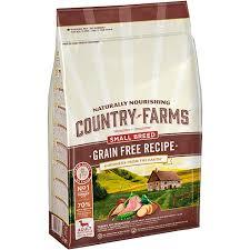 <b>Country Farms</b> - Deliciously Natural <b>Dog</b> Food