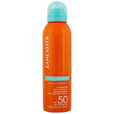 <b>Lancaster Sun For Kids</b> Invisible Mist Wet Skin Application for Body ...