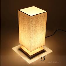 modern brief table lamps for bedroom bedside table lights woodfabric dimmable bedroom lamp lighting bedroom table lamps lighting