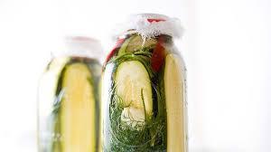<b>Summer</b> Is Dead, <b>Long Live</b> Pickle Week   Bon Appétit