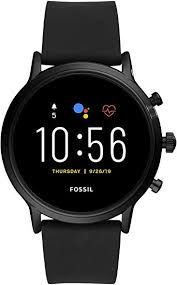 Fossil Gen 5 Carlyle Stainless Steel Touchscreen <b>Smartwatch</b>