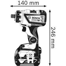 Купить Аккумуляторная <b>дрель</b>-<b>шуруповерт Bosch GSR 18V-60</b> FC ...