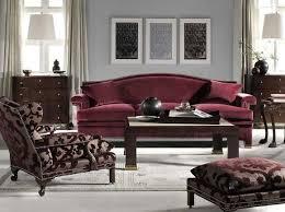 color trend a splash of wine burgundy furniture decorating ideas