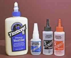this article presents basic information about three different types of glue used by woodturners namely wood glue article types woods