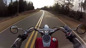 WRR35: Riding the <b>Honda Shadow</b> 750 <b>Aero</b> - YouTube