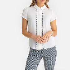 Купить <b>блузки</b> женские стильные в Москве - <b>La Redoute</b>