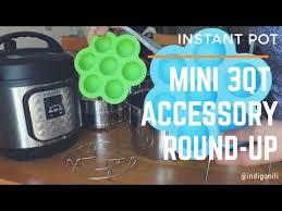 Instant Pot Mini (3qt) <b>Accessories</b>! - YouTube
