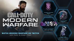 You can earn in-game Modern Warfare loot by watching streamers ...