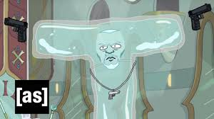 Water-<b>T</b> And The Rise Of The Numbericons   <b>Rick and Morty</b>   Adult ...
