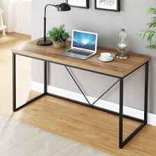 <b>Solid Sheesham</b> Wood & Iron Study Desk Office computer table for ...