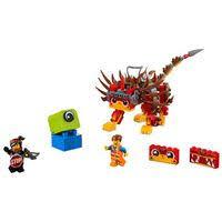<b>LEGO</b>® <b>Movie</b> Ultrakatty & Warrior Lucy! <b>70827</b>   Buy Online in ...