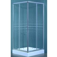 <b>Душевой уголок Timo TL</b>-8002 R Romb Glass стекло с узором ...