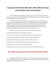 calaméo kawasaki zx7r zx750 1996 1997 1998 1999 service repair calaméo kawasaki zx7r zx750 1996 1997 1998 1999 service repair manual pdf