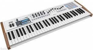 Купить <b>MIDI</b>-<b>КЛАВИАТУРА ARTURIA KeyLab</b> 61 с бесплатной ...