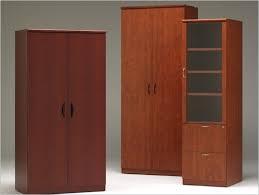 dark pine wood storage