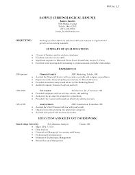 sample chronological resume template com chronological resume samples examples functional