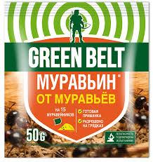 <b>Средство от муравьев</b> ГРИН БЭЛТ Муравьин, 50 г по оптовым ...