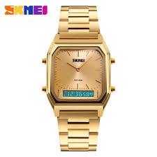 SKMEI Fashion Sport Watch <b>Men</b> Top Brand Luxury <b>Dual Display</b> ...